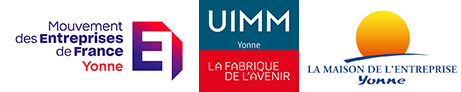 Logos UIMM & MEDEF